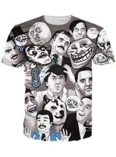 Memes Of T shirt
