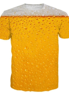 Ice cold beer 3D t-shirt