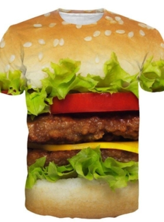 Food love burger
