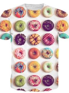 Donuts Variety 3D Tshirt