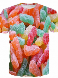 Jelleys yummy gummy T-shirt