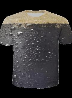 Dark Beer 3D Tshirt