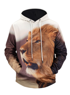 Lioness in Jungle Hoodie